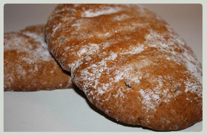 Torta de chichos (o chicharrones)