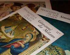 Emmarca láminas de libros de pintura