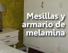Renueva el aspecto de los muebles de melamina pintándolos