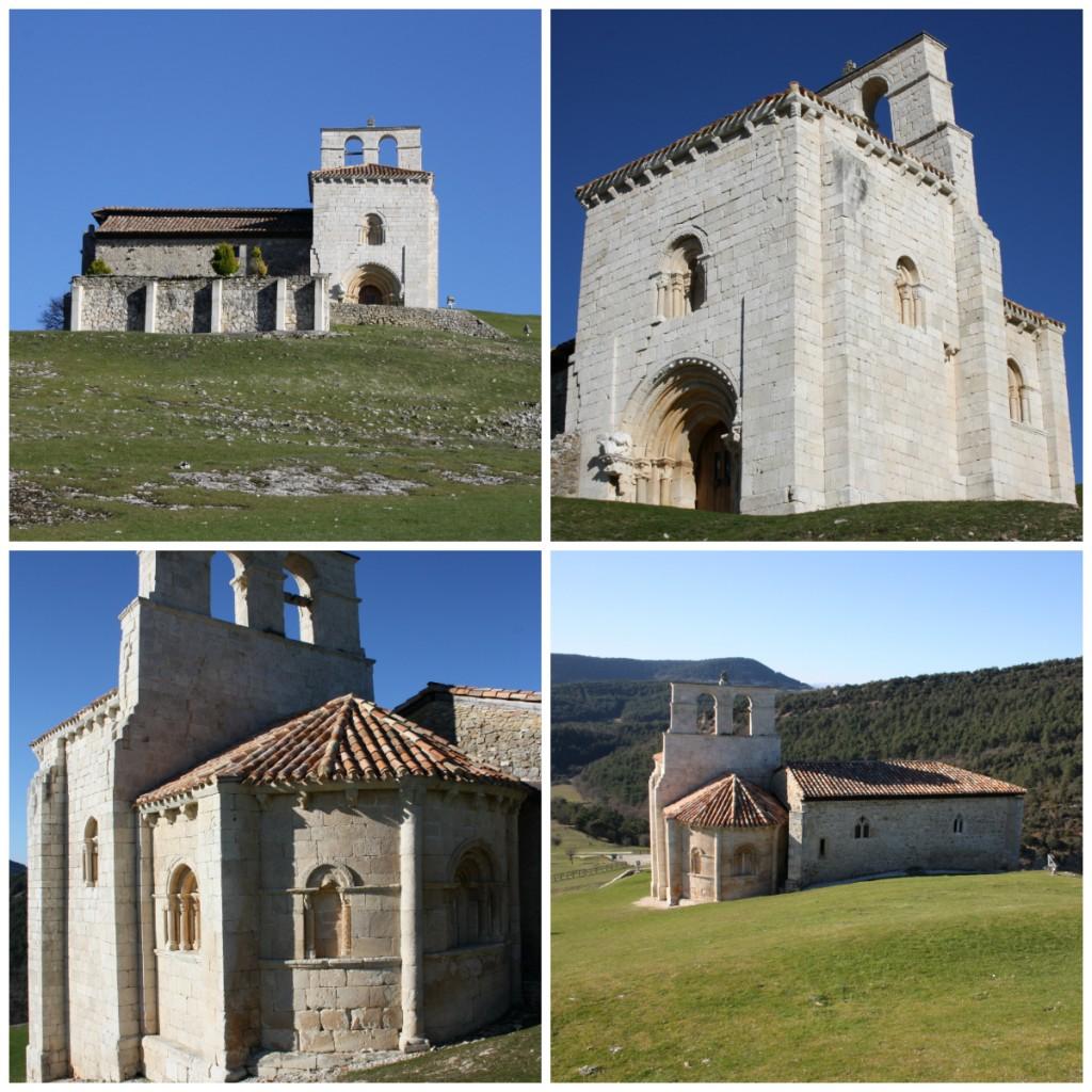 Ermita de San Pantaleón, declarada Bien de Interés Común