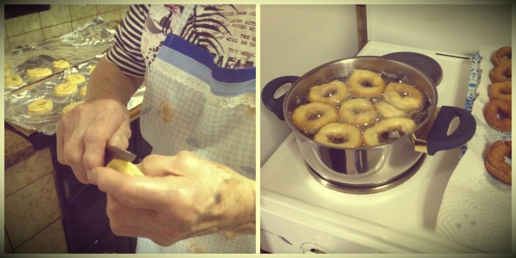 hacer-rosquillas